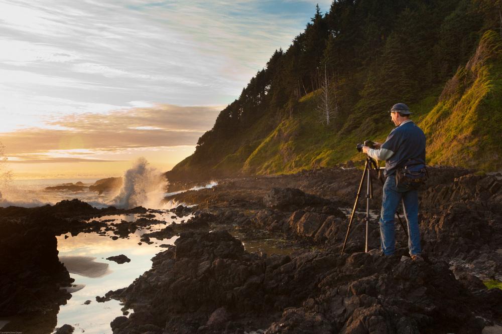 On the Oregon Coast