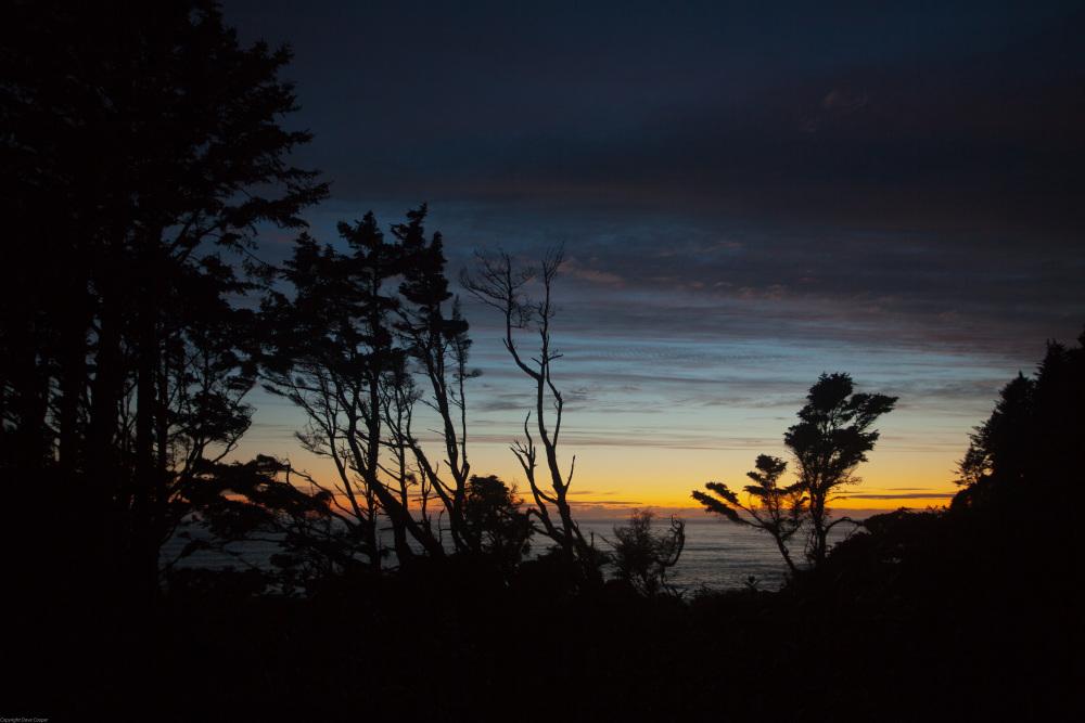 Last Light, Oregon Coast