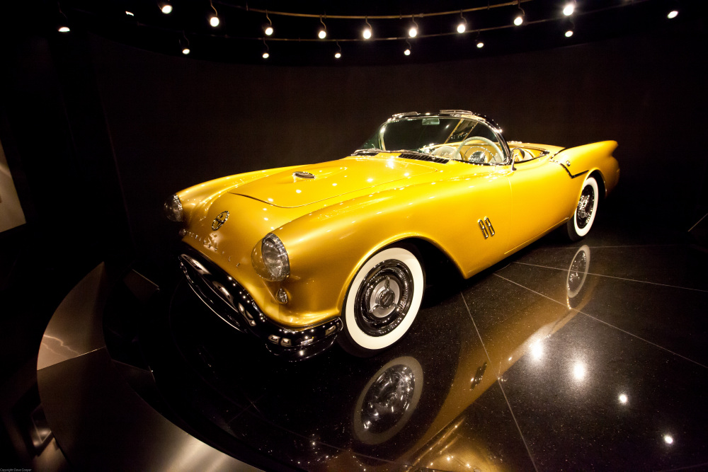 Gateway Canyon Resort - Vintage car collection
