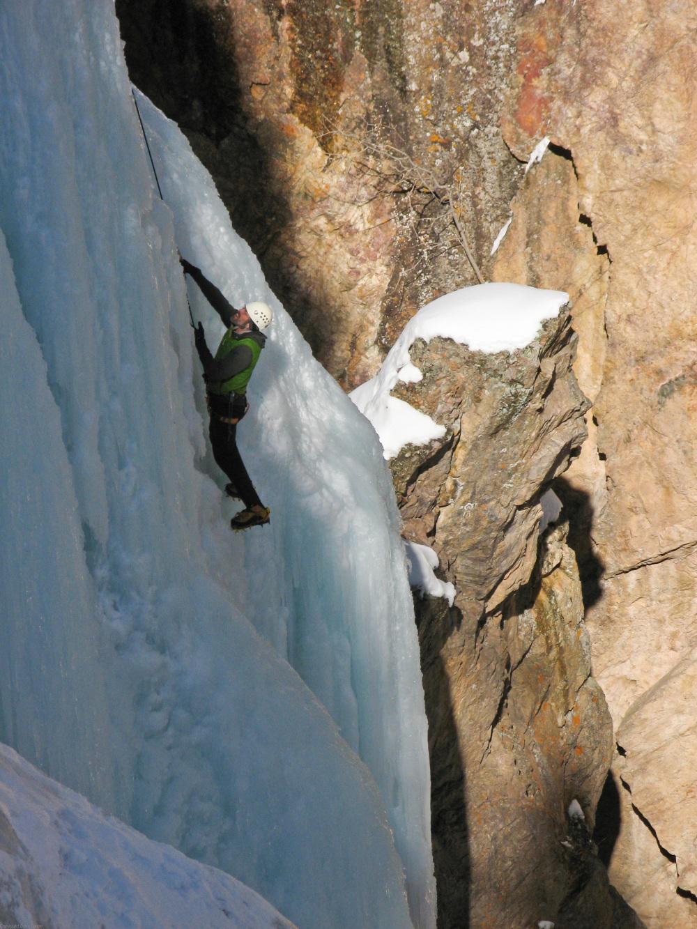 Ouray Ice Climbing