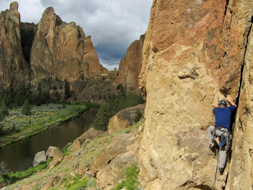 Smith Rock Climbing - Oregon
