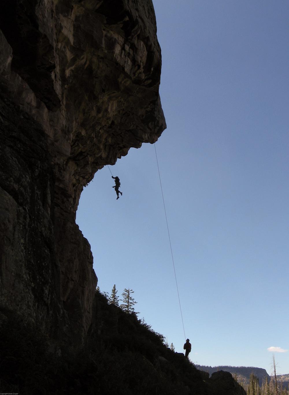 Sport Climbing in the High Uintahs, Utah