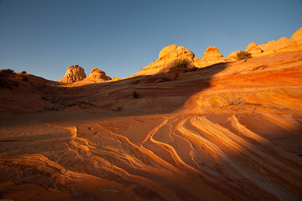 Sunset - Coyote Buttes South