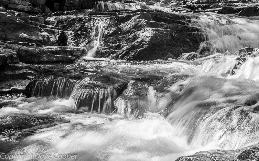 Provo River Falls, Uinta Mountains, Utah
